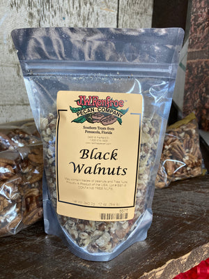 Black Walnut Pieces 12 oz - 857T