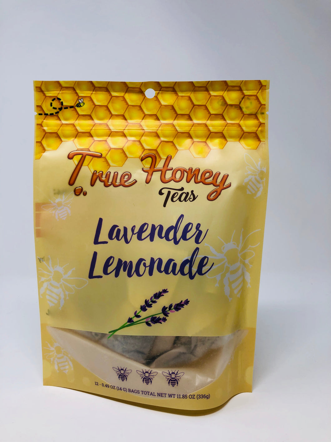 Lavender Lemonade Tea Bags 12pc - 853217008136