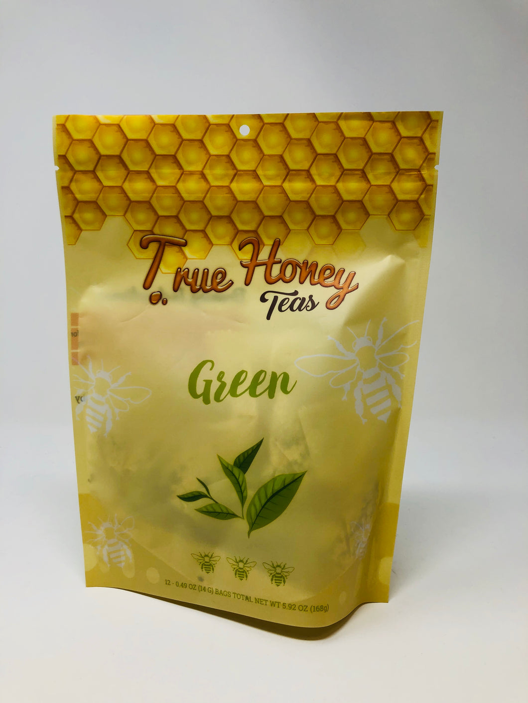 Green Tea Bags 12pc - 853217008167