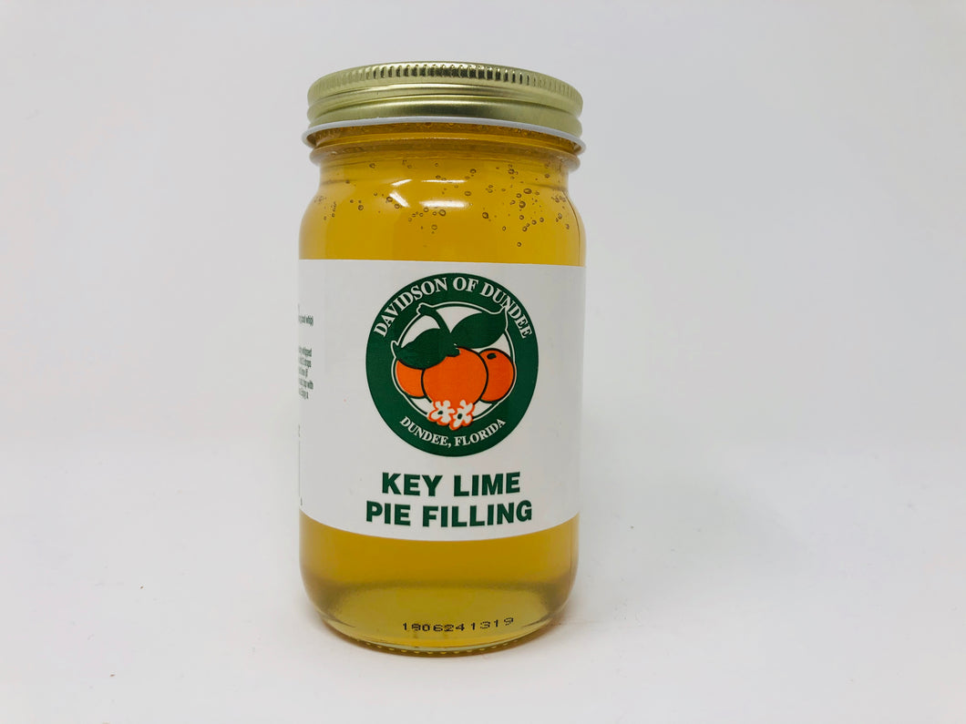 Key Lime Pie Filling 10oz - 2360