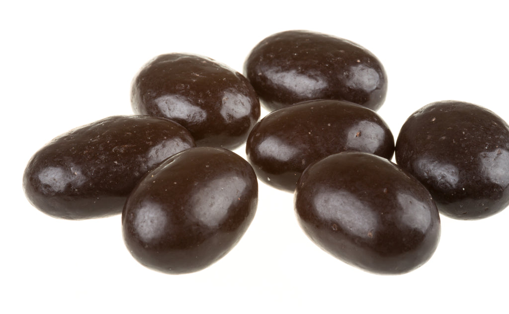 Dark Chocolate Double Dipped Peanuts 12 oz - 811T