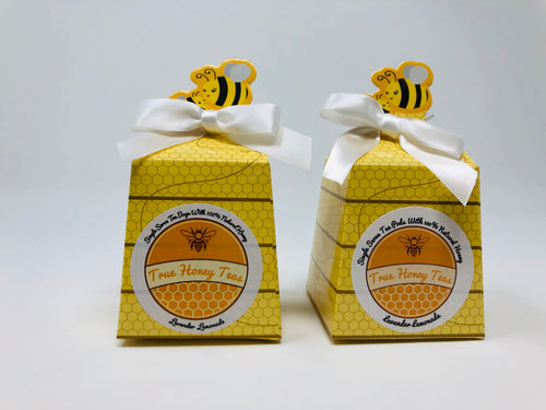 Lavender Lemonade Tea Bee Box - 853217008075
