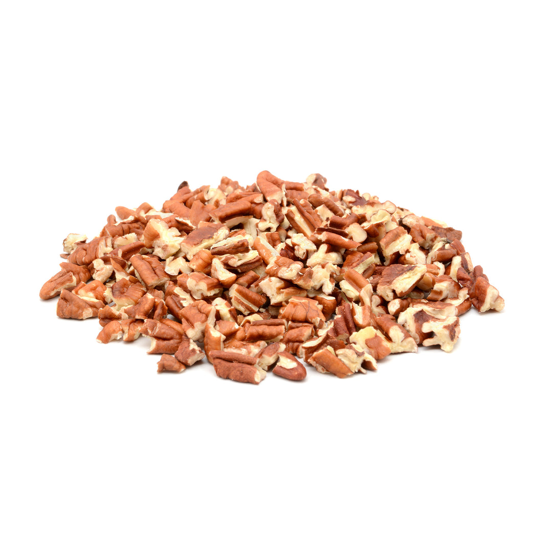 Natural Pecan Pieces 1 lb - 1P