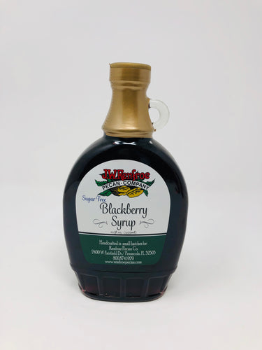 Sugar Free Blackberry Syrup - 746143015036