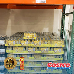 Golden Nest Bird's Nest Drink at Costco