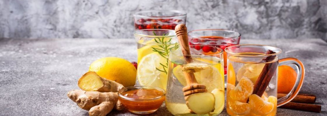 Healthy Herbal Teas & Beverages You Should Start Drinking  by Golden Nest