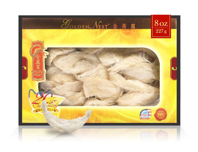 White Bird's Nest C - 227 Grams (8 Oz.)