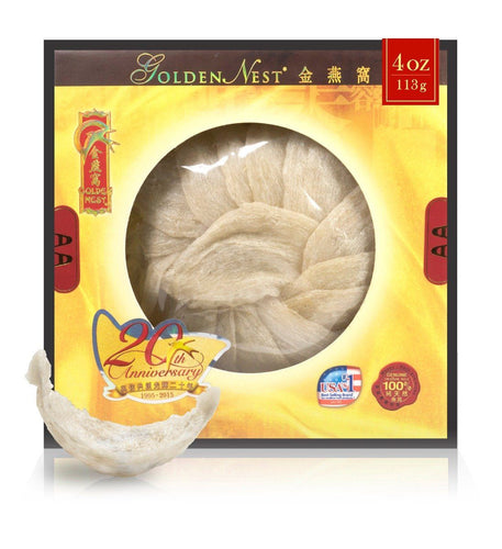 White Bird's Nest AA - 113 Grams (4 Oz.)