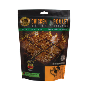 Chicken Jerky Bites - Honey Teriyaki - 4 oz.