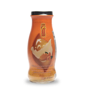 Premium Bird's Nest Drink - Loquat and Honey -  6 or 12 Bottles x 240ml (8 oz.)