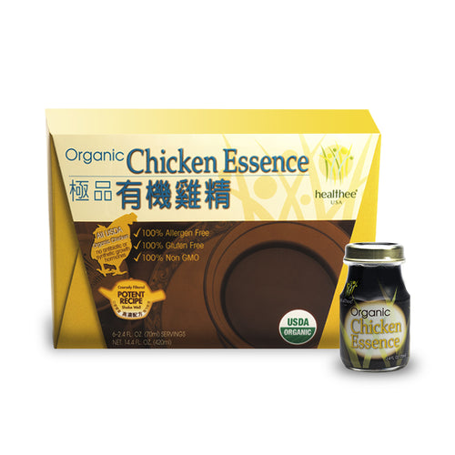 HEALTHEE Chicken Essence - 6 bottles x 70 ml (2.4 oz.)