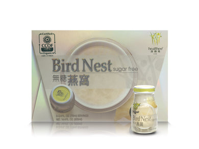 Healthee Bird's Nest Soup - Sugar Free - 6 bottles x 70 ml (2.4 oz.)