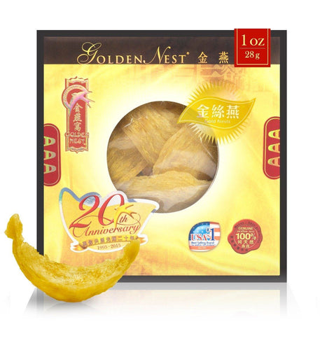 Gold Bird's Nest AAA - 28 Grams (1 Oz.)