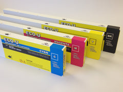 Mutoh Eco Solvent 440ml Cartridge 4 Pack (CMYK) ($79.95 each)