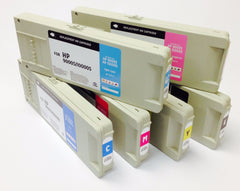 HP 9000 ECO - Designjet 6 pack Ink Set