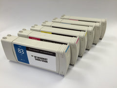 HP 5000/5500  Designjet 6 Pack UV
