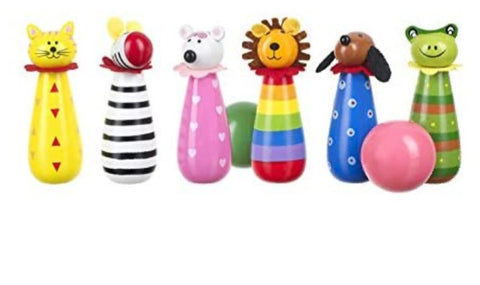 Animal Skittles by Orange Tree Toys