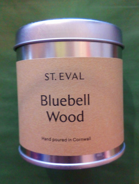 Scented Candle - Bluebell wood