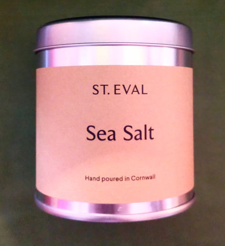 Scented Candle - Sea Salt
