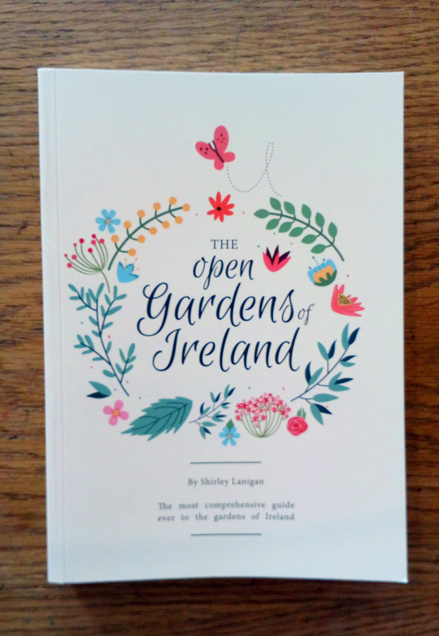 The Open Gardens of Ireland - OUT OF STOCK