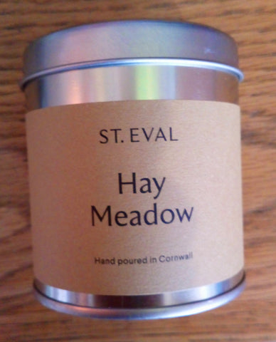 Scented Candle - Hay Meadow