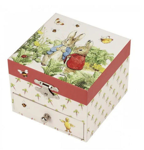 Jewellery Box - Peter Rabbit