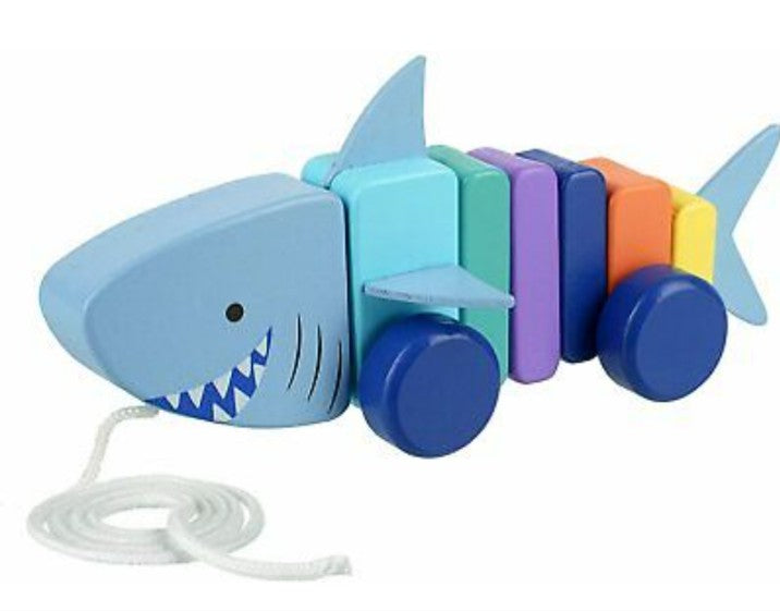 Shark Pull Along - OUT OF STOCK