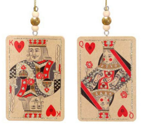 Playing Cards - Hanging Decoration