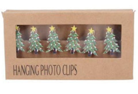 Hanging Card /Photo Clips