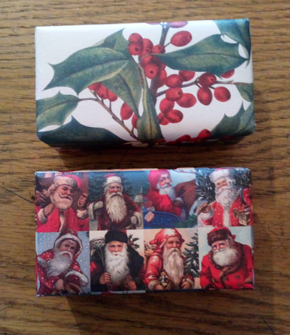 Christmas Apple Scented Soap