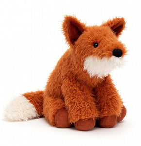 Jellycat - Curvie Fox