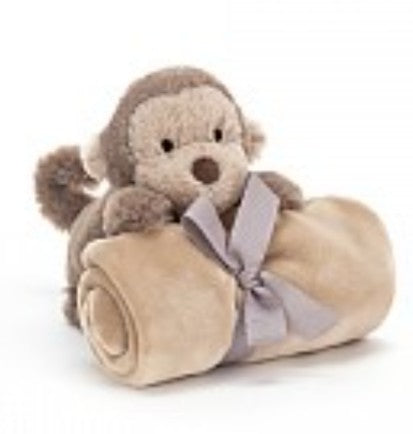 Jellycat - Monkey Soother