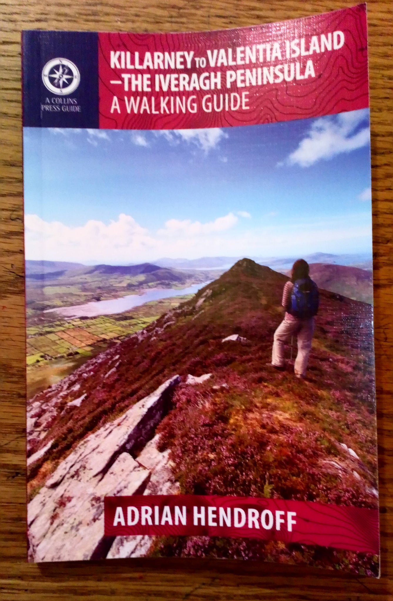 Walking Guide - Killarney to Valentia Ireland - The Iveragh Perninsula