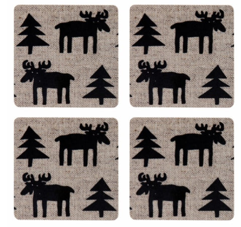 Bengt and Lotta - Moose Coasters