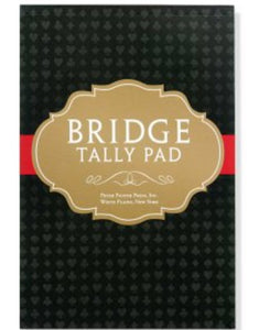 Bridge Tally Pad