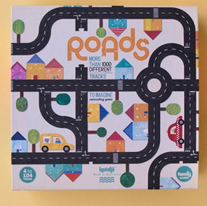 Connecting Game - Roads