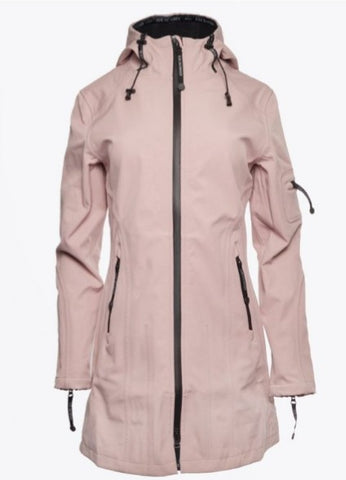 Ilse Jacobsen Raincoat - Adobe Rose - ONLY 3 LEFT!