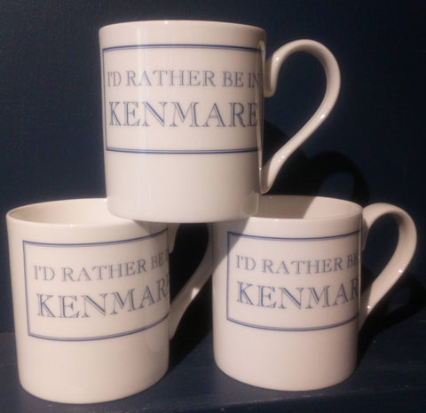 'I'd Rather Be In Kenmare' Mug