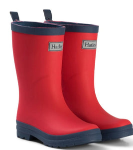 Hatley Rainboots - Red