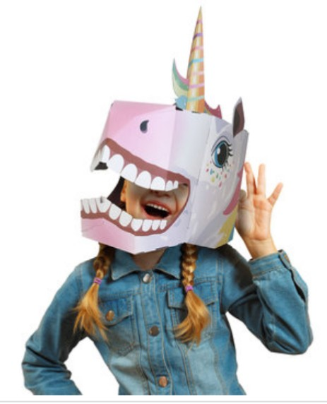 Make A... Unicorn Head