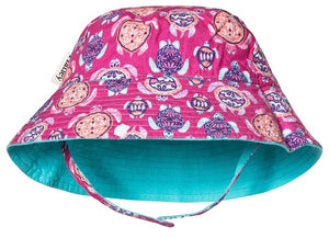 Hatley Sun Hat - Sea Turtles. TO CLEAR.