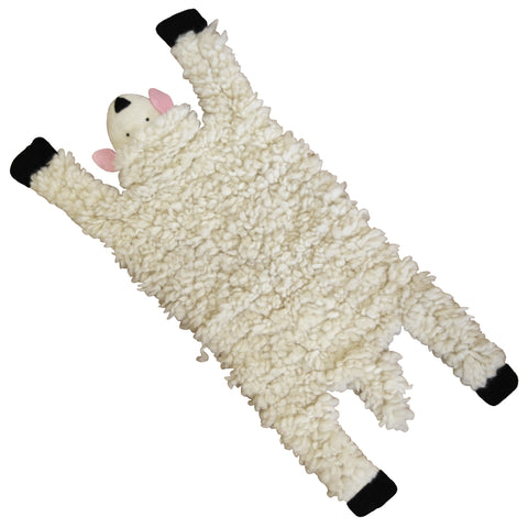 Klippan Sheep Hand Felted Wool Animal Rug