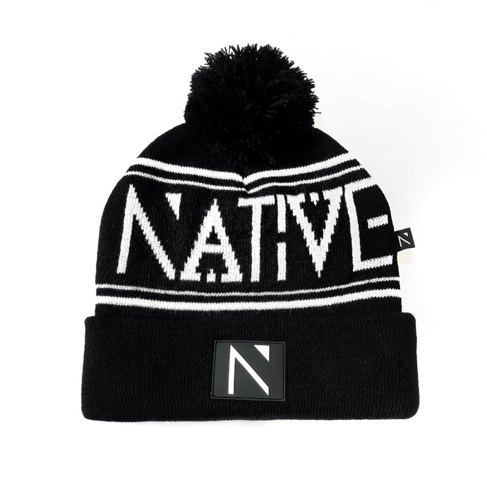 Native bobble hat
