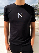 Black Signature 'N' T-Shirt