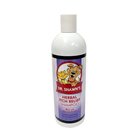 Complete Herbal Itch Relief Kit - shampoo and botanical extracts for your pet