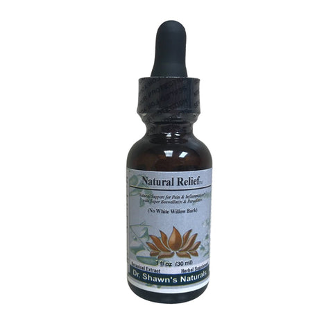 Herbal Itch Relief kit with Shampoo and Botanical Extract Drops