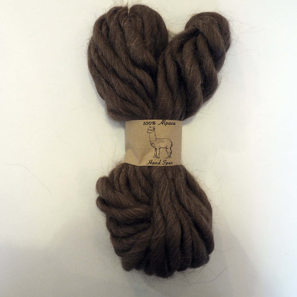Alpaga - Dark Brown | 100 gr