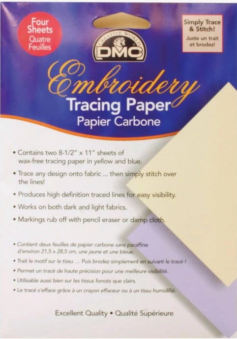 "Papier carbone ""tracing paper"""