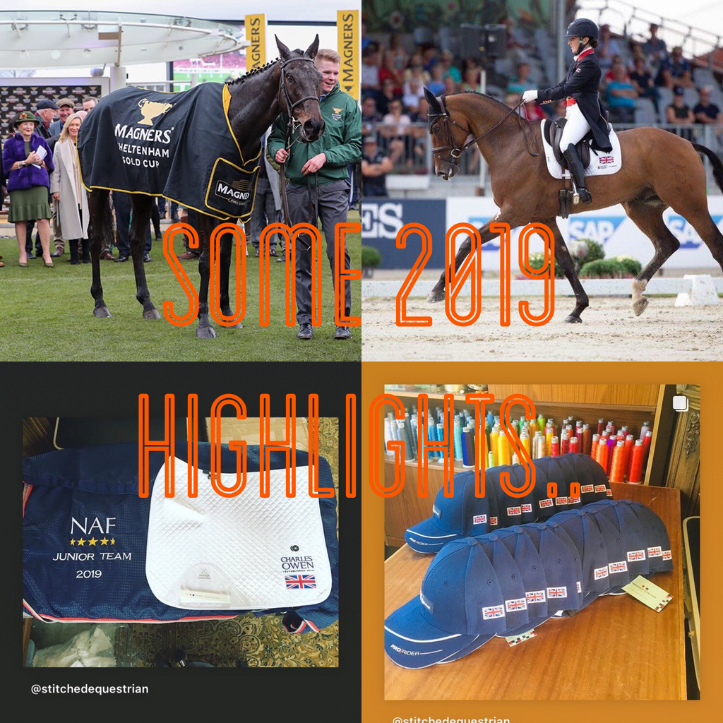 Highlights of 2019