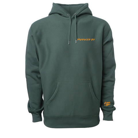 Producer Hoodie, Green